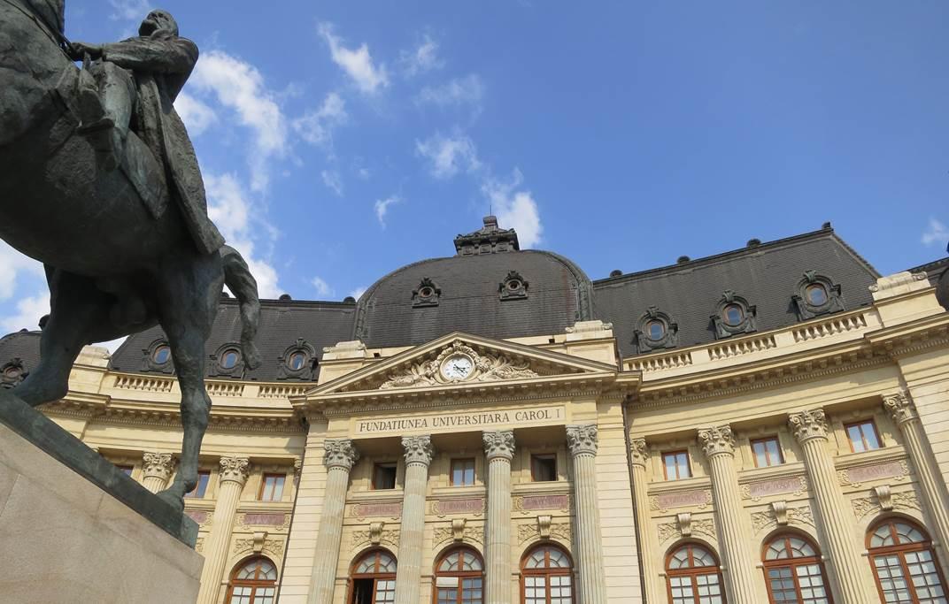 "Zentrale Universitätsbibliothek  ""Carol I"""