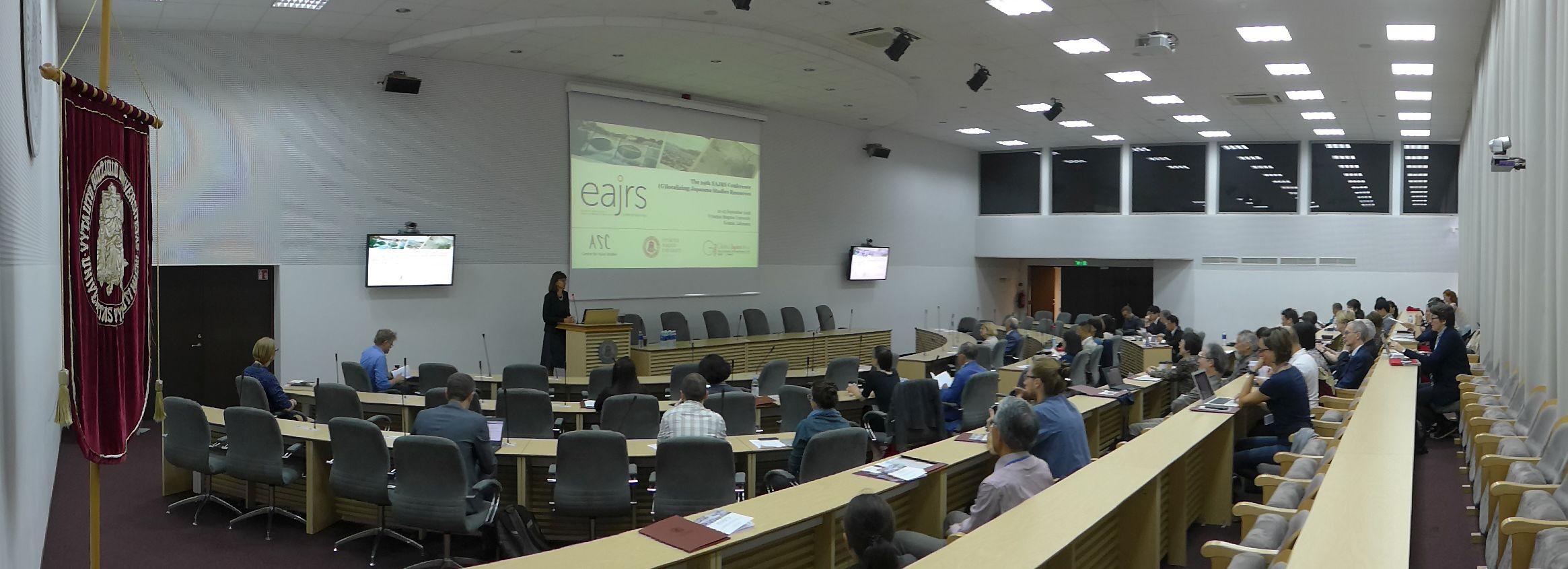 Eröffnung der EAJRS (SBB/Ursula Flache)