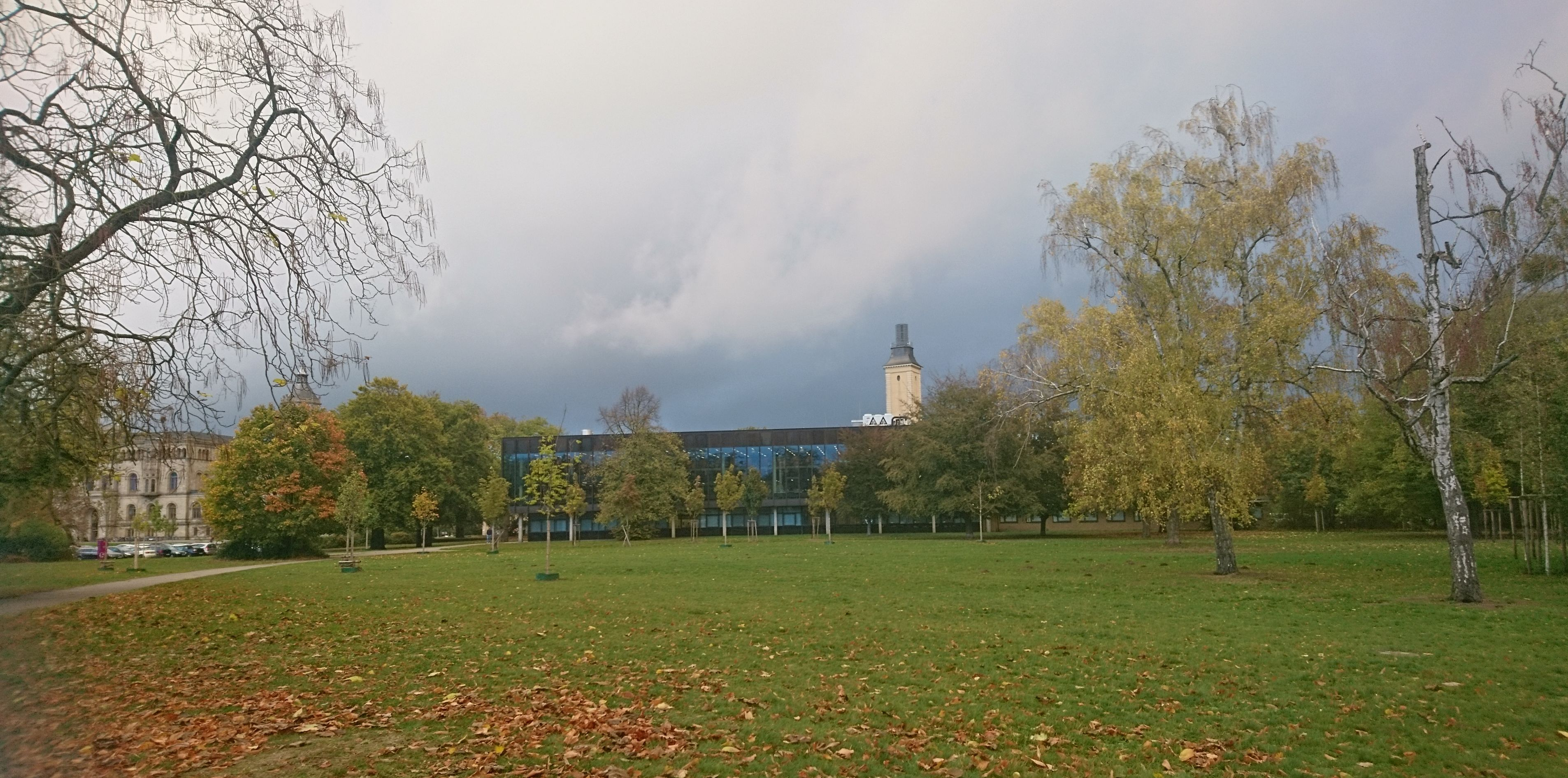 TIB Hannover (SBB-PK/U. Flache)